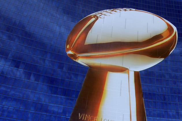 NFL Playoff Schedule 2013: Times, Dates, and TV Info