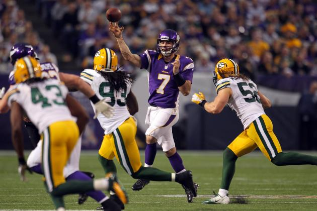 Perhaps the Minnesota Vikings' Christian Ponder Is a Big-Game Quarterback