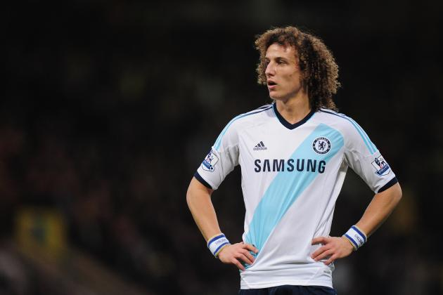 David Luiz the Midfielder: Why His Reinvention Can Put Chelsea Back on Top
