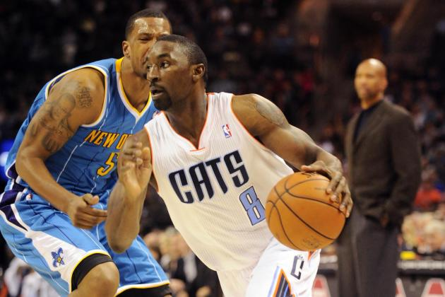 Charlotte Bobcats Persevere in 'storm of Losing'