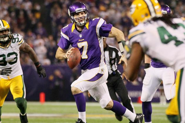 Insider: Vikings' Ponder, Wright Burn the Defense