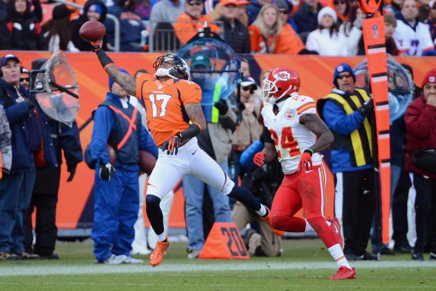 Breaking Down How the Denver Broncos Can Steamroll Their Playoff Competition