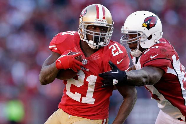 Frank Gore Sets Franchise Record with 51st Rushing Touchdown