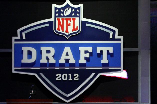 NFL Draft Order 2013: Full Selection Order for 2013 NFL Draft