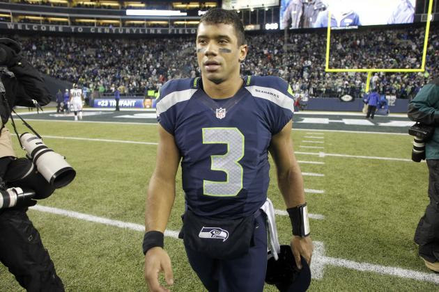 Seattle's Russell Wilson Ties Rookie TD Record