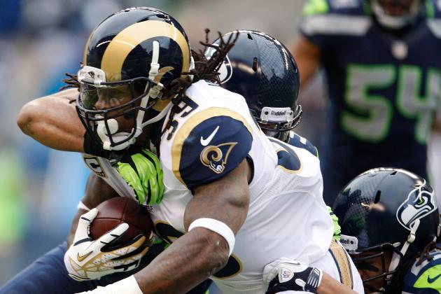 Rams Report Card: RBs were Grade A again