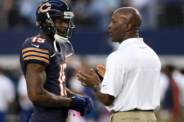 Bears' Marshall Wants Lovie Back as Coach