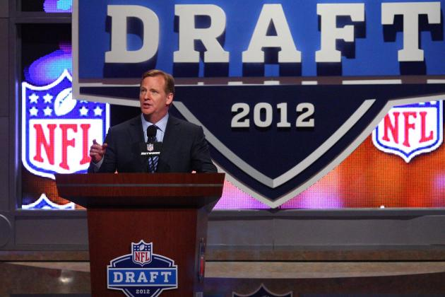 2013 NFL Mock Draft: 2-Round Projection with Updated Draft Order