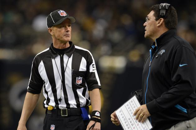 Rivera's Future Remains Uncertain Despite Carolina Panthers' Strong Finish