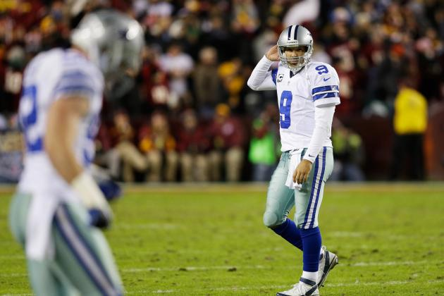 Tony Romo: Why the Dallas Cowboys' Postseason Never Had a Chance