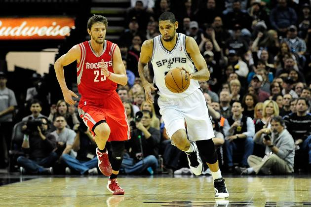 Are This Year's San Antonio Spurs Just Another Great Regular-Season Team?
