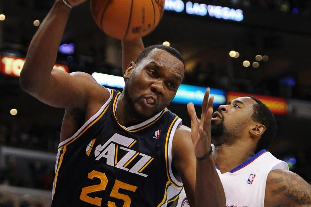 Slumping Jazz Fall Short Against Red-Hot Clippers in Another Tight Affair