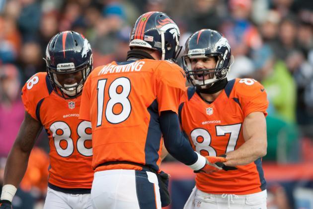 NFL Playoff Bracket 2013: Power Ranking AFC Playoff Teams
