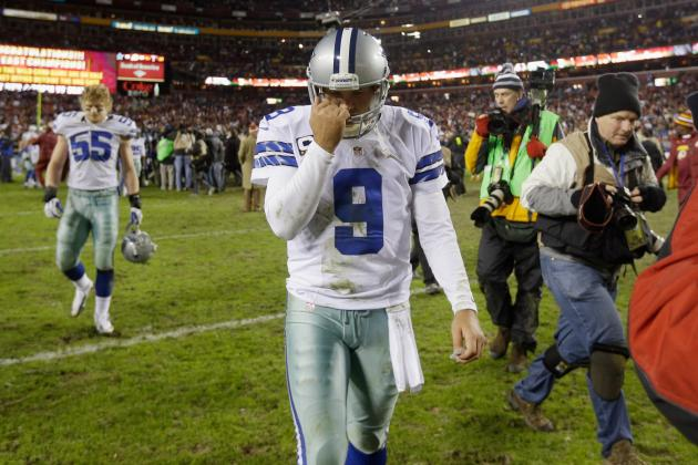 Cowboys vs. Redskins: Tony Romo Isn't the Reason Dallas Fell Short of Playoffs