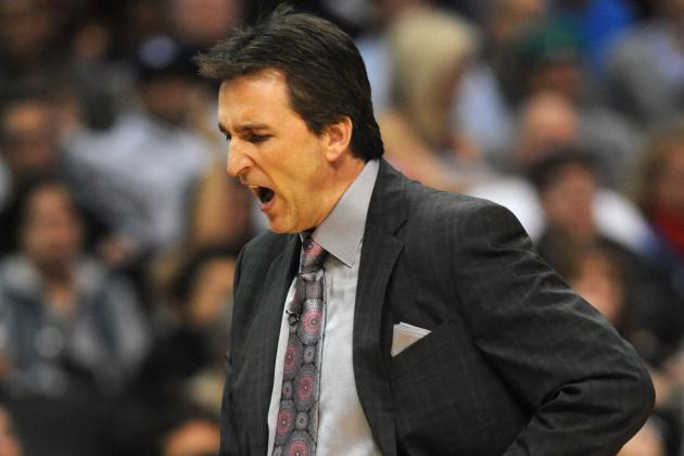 Vinny Del Negro Won't Take Credit for Clippers' 17-Game Winning Streak