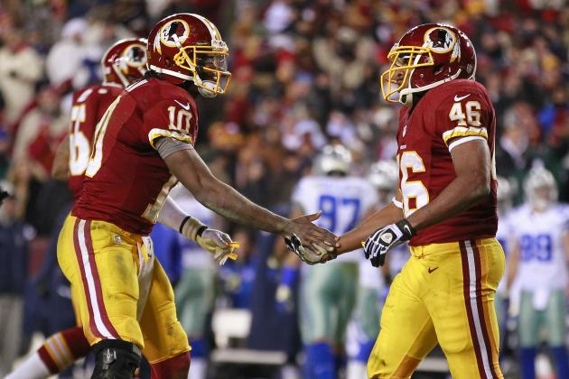 Cowboys vs. Redskins: RG3-Alfred Morris Duo Can Carry 'Skins on Super Bowl Run