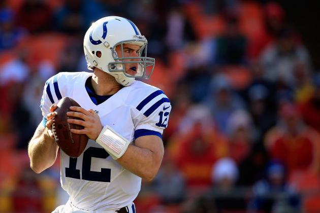 2013 NFL Playoff Schedule: Where to Watch Each Game on Wild Card Weekend