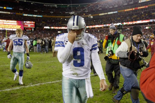 Dallas Cowboys Must Say Goodbye to Tony Romo to Say Hello to the Playoffs