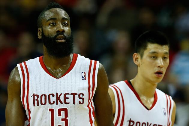 Are James Harden and Jeremy Lin a Viable Duo in the Long Term?