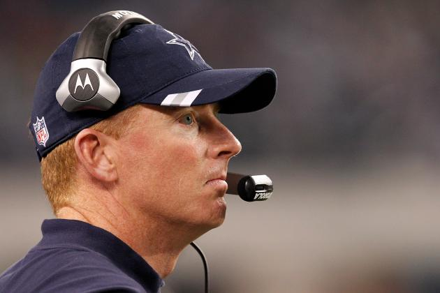 Head Coach Jason Garrett Fails to Change Culture of Dallas Cowboys