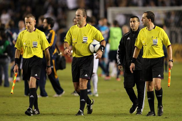 Improving Officiating Needs to Be Among MLS's New Year's Resolutions