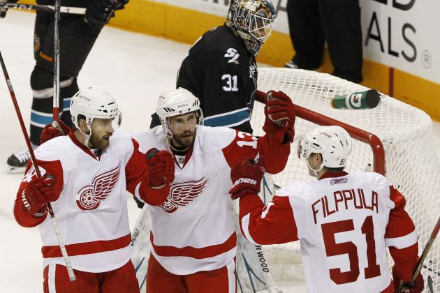 Detroit Red Wings: Will They Be Ready for a Shortened Season?