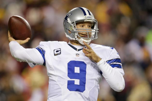 Tony Romo Injury: Updates on Cowboys Star's Ribs