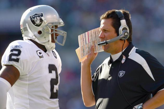 Raiders Expected to Fire Greg Knapp