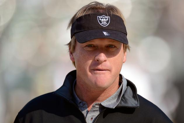 Ex-Raiders, Bucs Coach Gruden to Interview for Open NFL Jobs