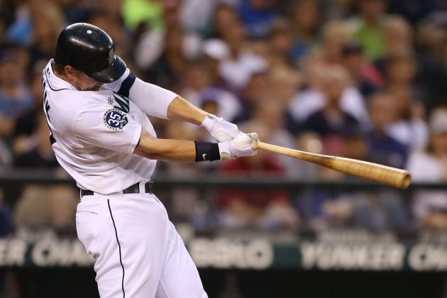 MLB Trade Rumors: Would a Justin Smoak for Brian Matusz Swap Work for Seattle?