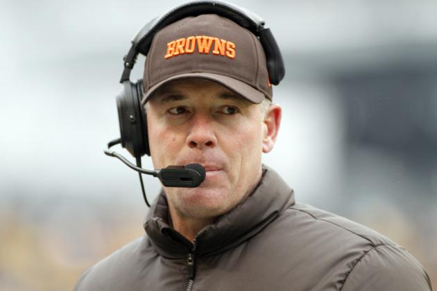 Cleveland Browns Reportedly Fire Head Coach Pat Shurmur
