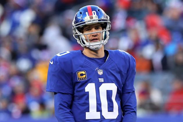 Eli Manning on Giants' Elimination: 'It Hurts'