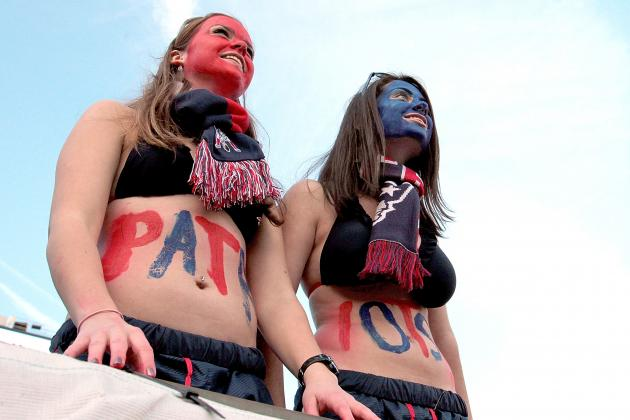 New England Patriots Name 'Fan of the Year'
