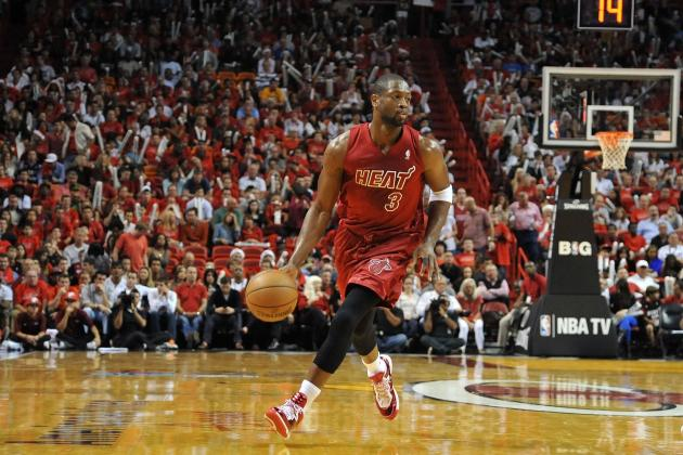 Dwyane Wade to Appeal Suspension for Kicking Ramon Sessions in the Groin