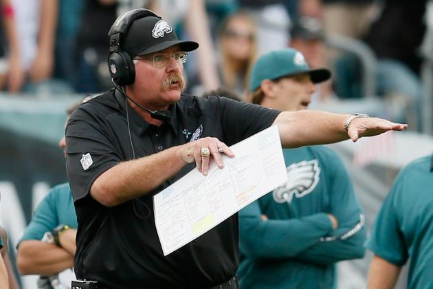 Inside the Eagles: Andy Reid Quietly Walks Away at End of His 'Toughest' Year