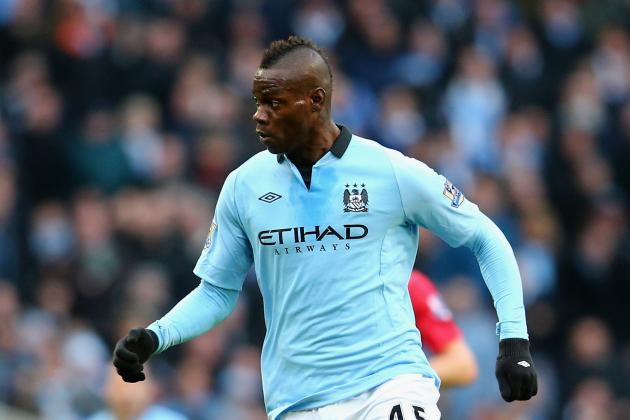 Balotelli Is Not Leaving City.. Even If That Would Be the 'Easiest Option'