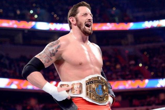 Wade Barrett: Intercontinental Championship Win Is Precursor to Main-Event Run