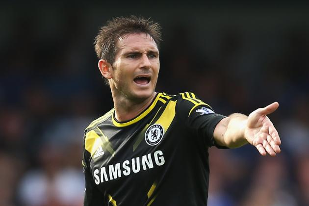 Lazio Ready to Offer Frank Lampard a Three-Year Contract on £2m a Year