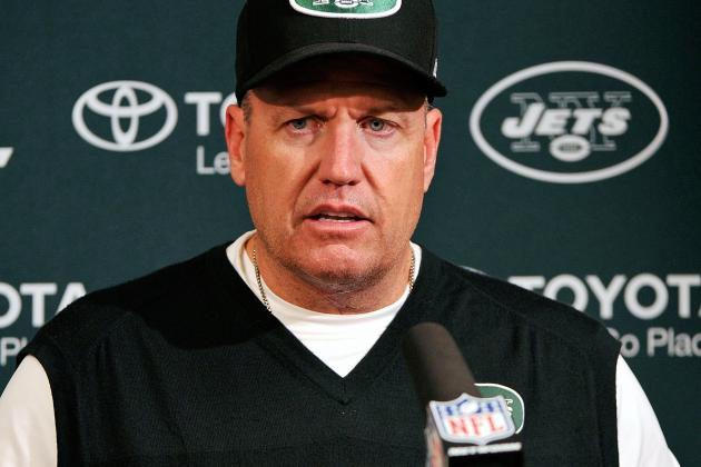 New York Jets Announce Rex Ryan Will Remain as Head Coach