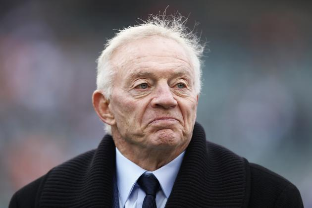 Jerry Jones Praises Redskins' Play, Structure After Season-Ending Loss