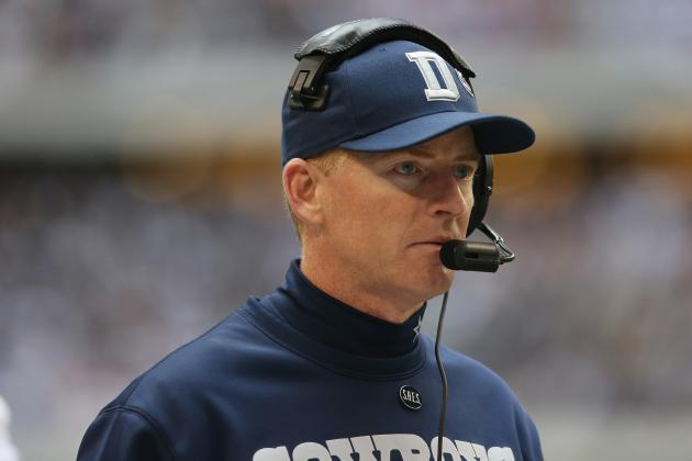 The Jason Garrett Experiment Has Failed. Fire Him, Cowboys.