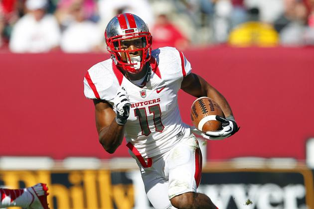 Rutgers CB Ryan Will Opt for Draft, Source Says