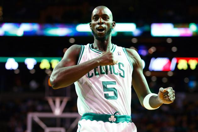 How Much Patience Will Kevin Garnett Have with Reeling Boston Celtics?