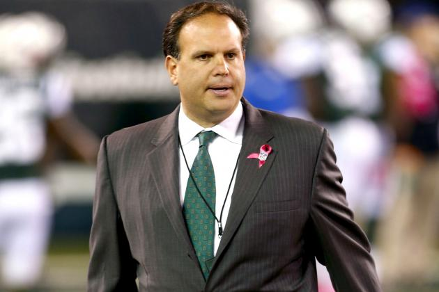 New York Jets Fire General Manager Mike Tannenbaum