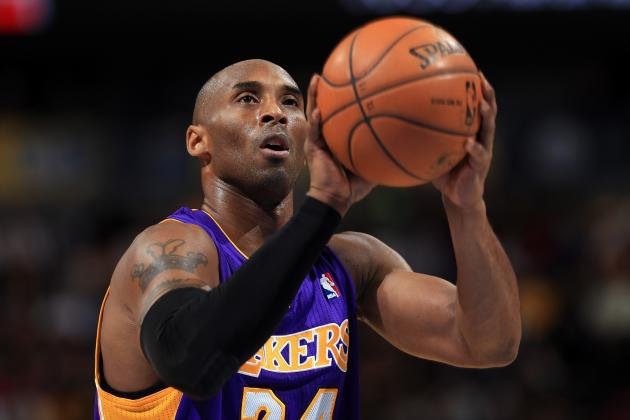 What Does Kobe Bryant Have to Do to Enter the MVP Conversation?