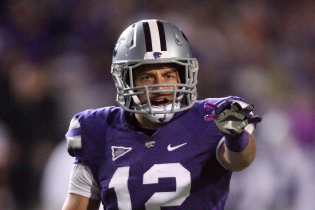 "K-State Safety Ty Zimmerman Should Be ""Nearly"" 100 Percent for Fiesta Bowl"