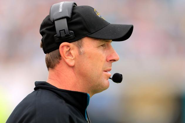 Jaguars GM Out, but Mularkey Appears Safe for Now