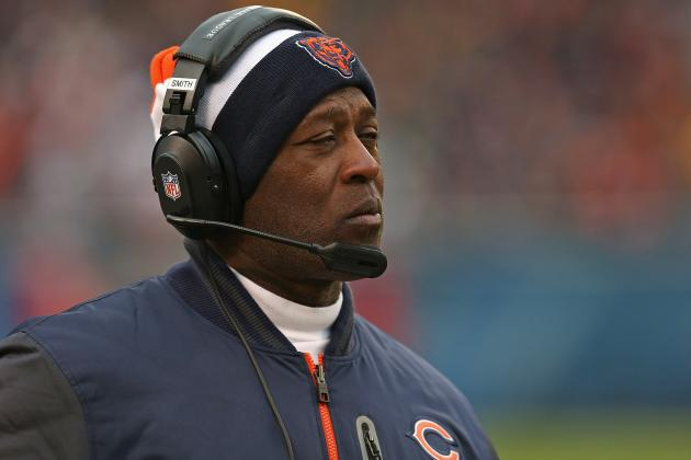 Lovie Smith fired by Chicago Bears