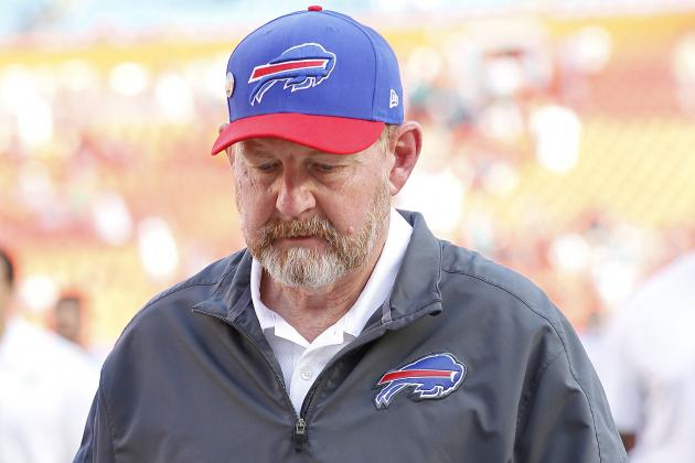 Chan Gailey Relieved of Duties by Buffalo Bills