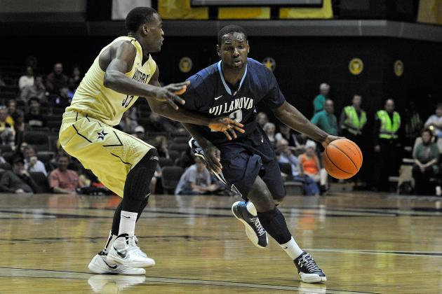 Villanova Basketball: Jay Wright Must Start JayVaughn Pinkston